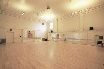 San Francisco workshop spaces Unusual Alonzo Kings LINES Ballet Studio 5 image 0