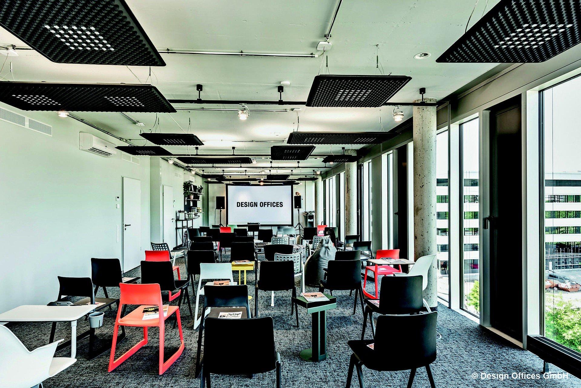 Mannheim Schulungsräume Salle de réunion Design Offices Heidelberg Colours Training Room I image 0