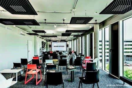 Mannheim Schulungsräume Meetingraum Design Offices Heidelberg Colours Training Room I+II image 0