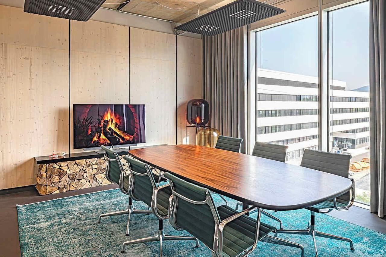 Heidelberg workshop spaces Meetingraum Fireside Room II image 0