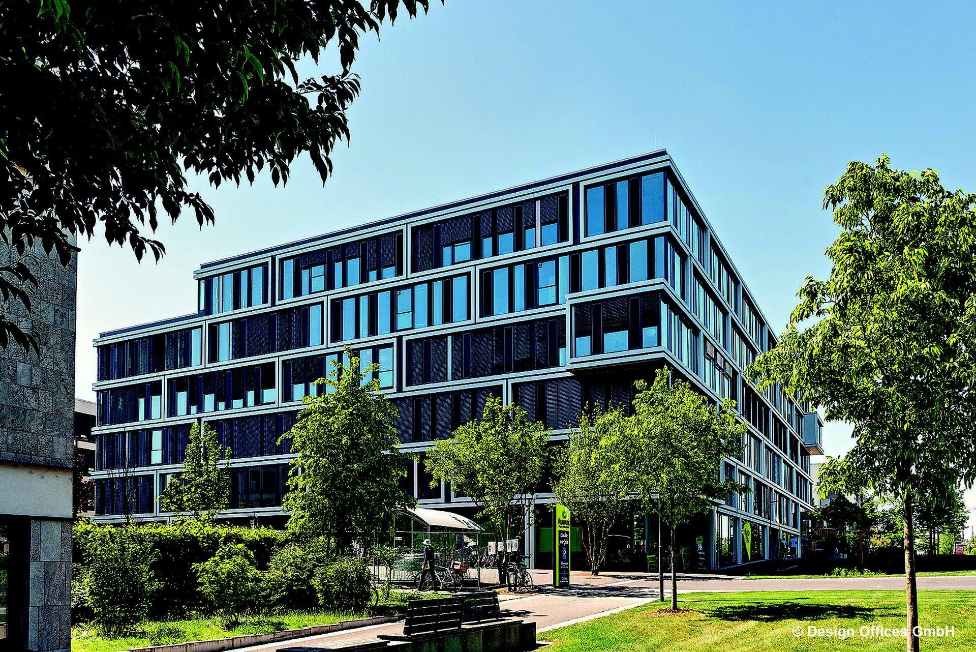 Mannheim Seminarräume Salle de réunion Design Offices Heidelberg Colours Coworking Lounge image 1