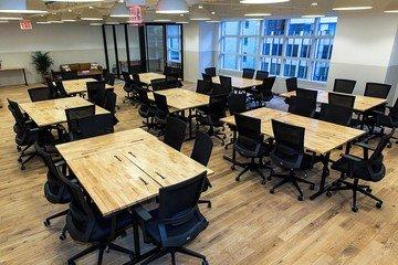 NYC  Salle de réunion Beautiful Midtown Workshop Space image 5