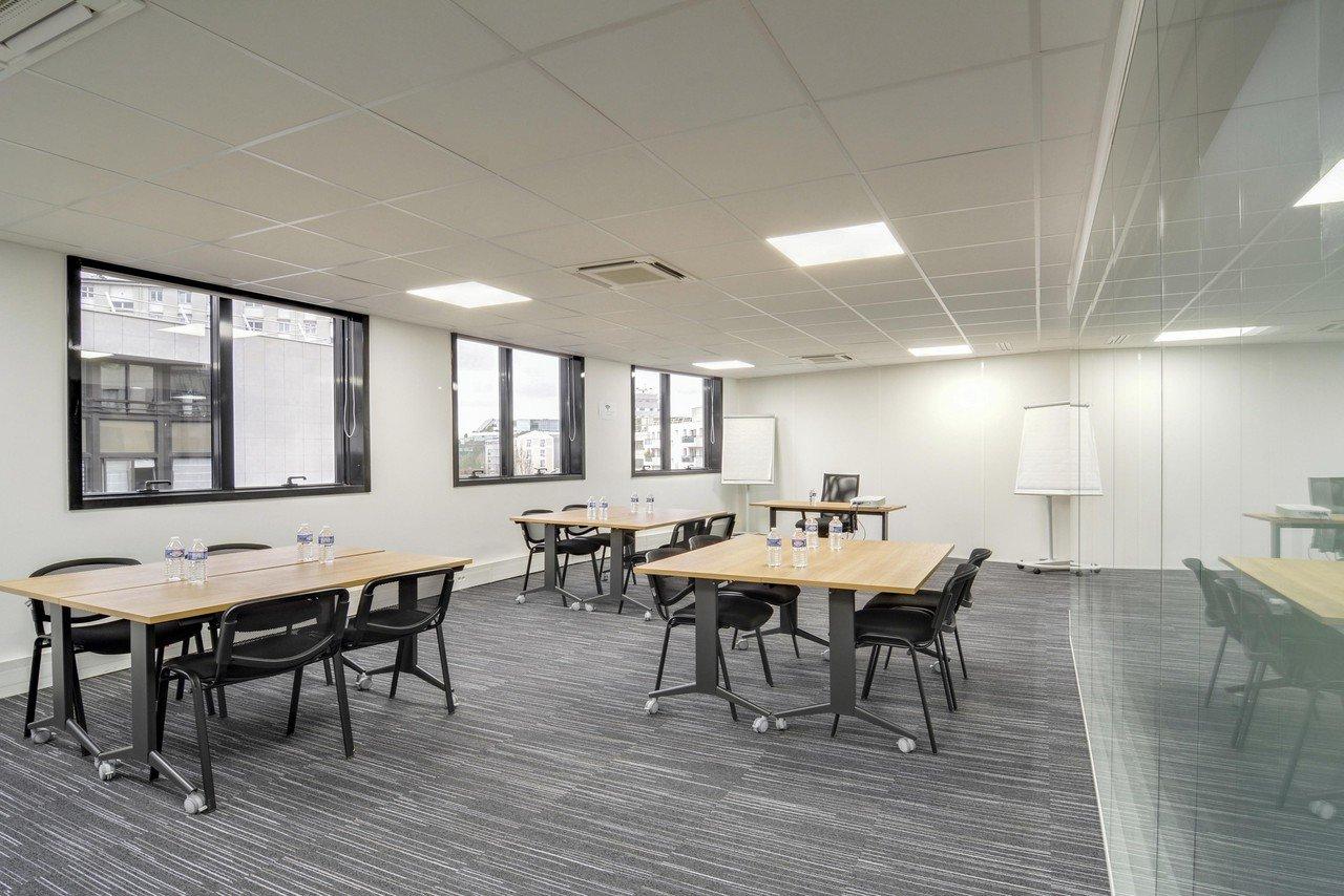 Paris training rooms Salle de réunion Levallois 406 image 0