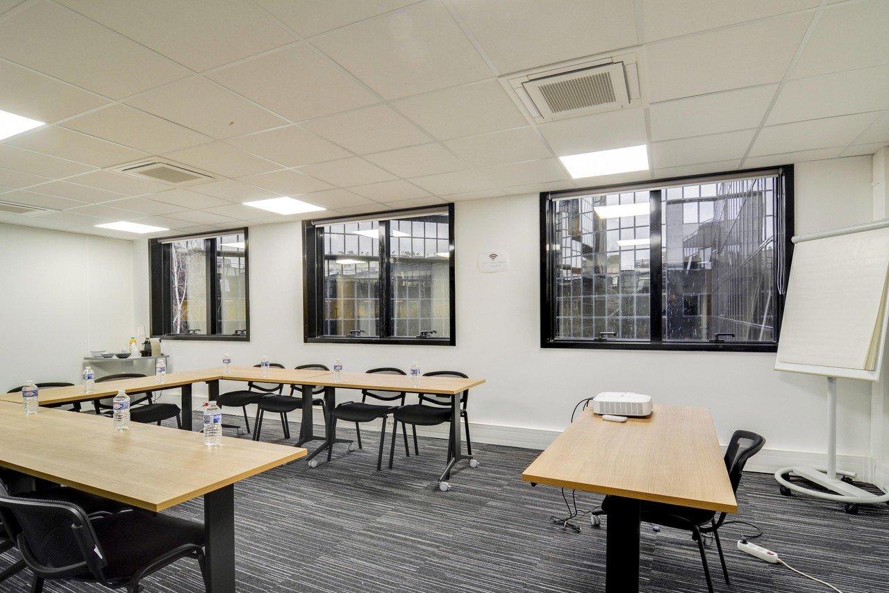 Paris training rooms Salle de réunion Levallois 407 image 0