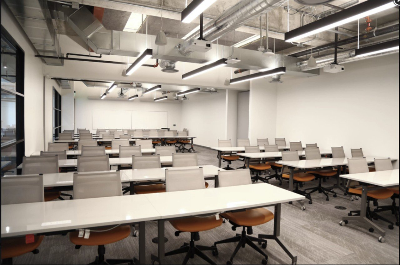 Austin conference rooms Vergaderruimte Classroom 2 image 0