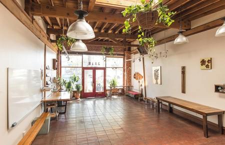 San Francisco conference rooms Café Neyborly - Southwest Berkeley image 6