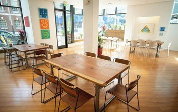 San Francisco conference rooms Coworking space Neyborly - Union Sq - SF image 4