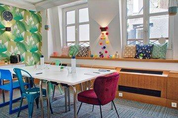 Paris Salles de formation  Meeting room Deskeo Saint Honoré 501 - CA image 7