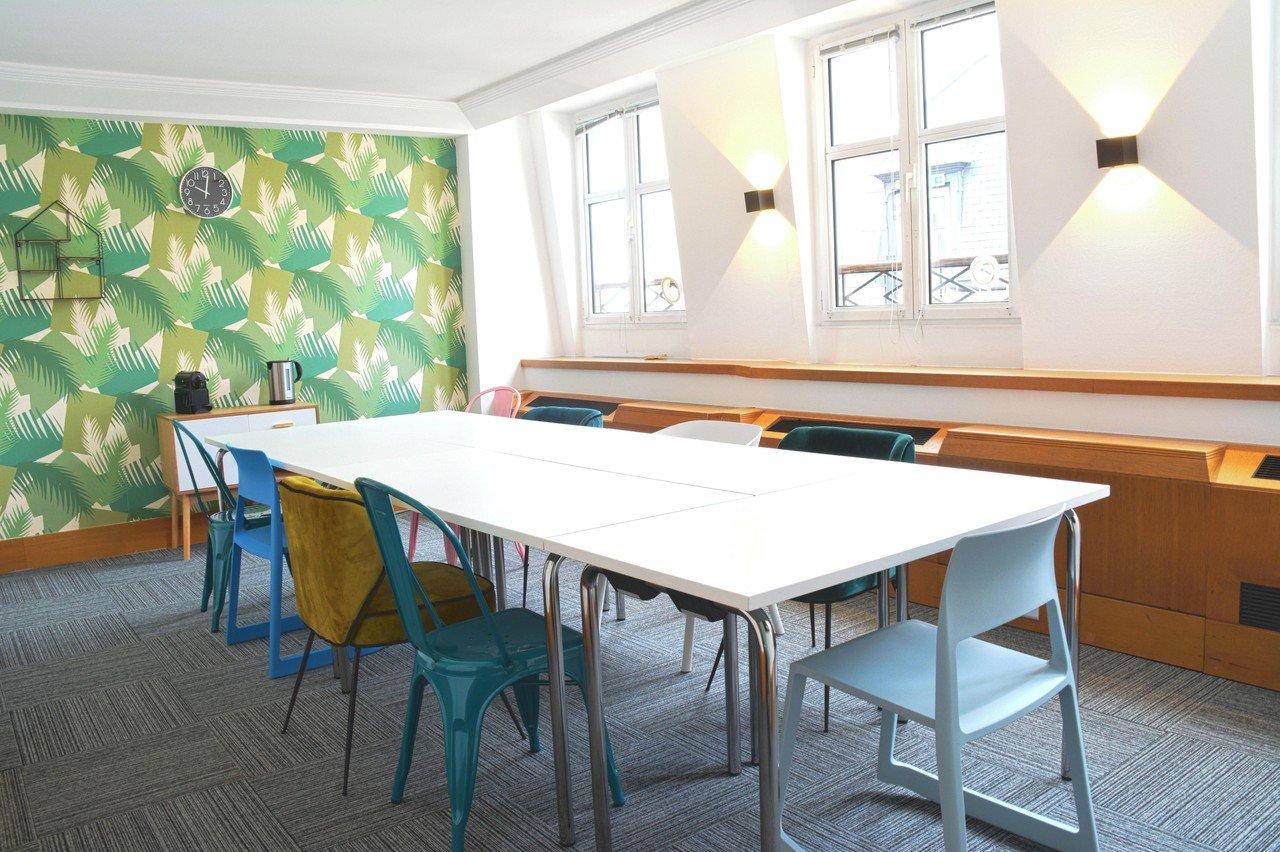 Paris  Salle de réunion Saint Honoré 502 image 0
