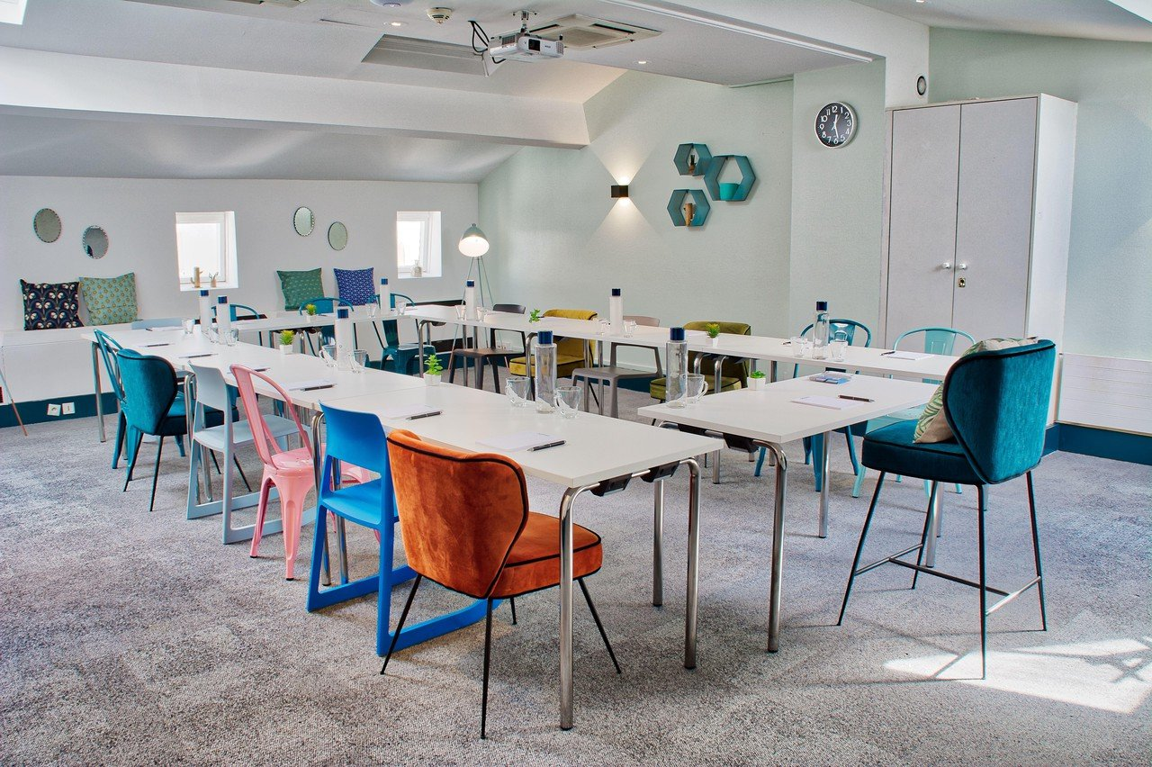 Paris training rooms Meeting room 600 image 0