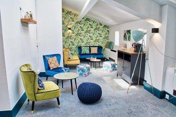 Paris Salles de séminaire Meeting room Deskeo Saint Honoré 600 - CA image 6