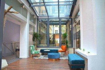 Paris Salles de séminaire Meeting room Deskeo Saint Honoré 600 - CA image 4