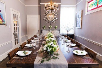 San Francisco corporate event venues Restaurant Naked Kitchen SF - Restaurant and Private Boardroom (CA) image 1