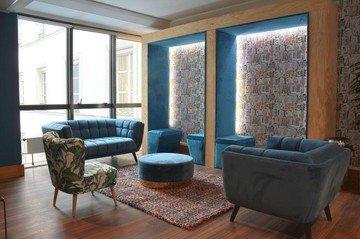 Paris Espaces de travail Salle de réunion Deskeo Saint Honoré 201 - CA image 3