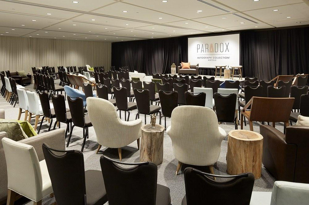 Santa Cruz conference rooms Meetingraum Hotel Paradox - Sequoia Ballroom image 1