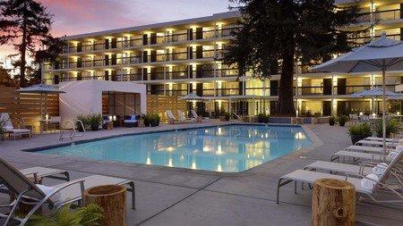 Santa Cruz corporate event venues Meeting room Hotel Paradox - Sequoia Ballroom image 1