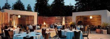 Santa Cruz corporate event venues Meetingraum Hotel Paradox - Sequoia Ballroom image 4
