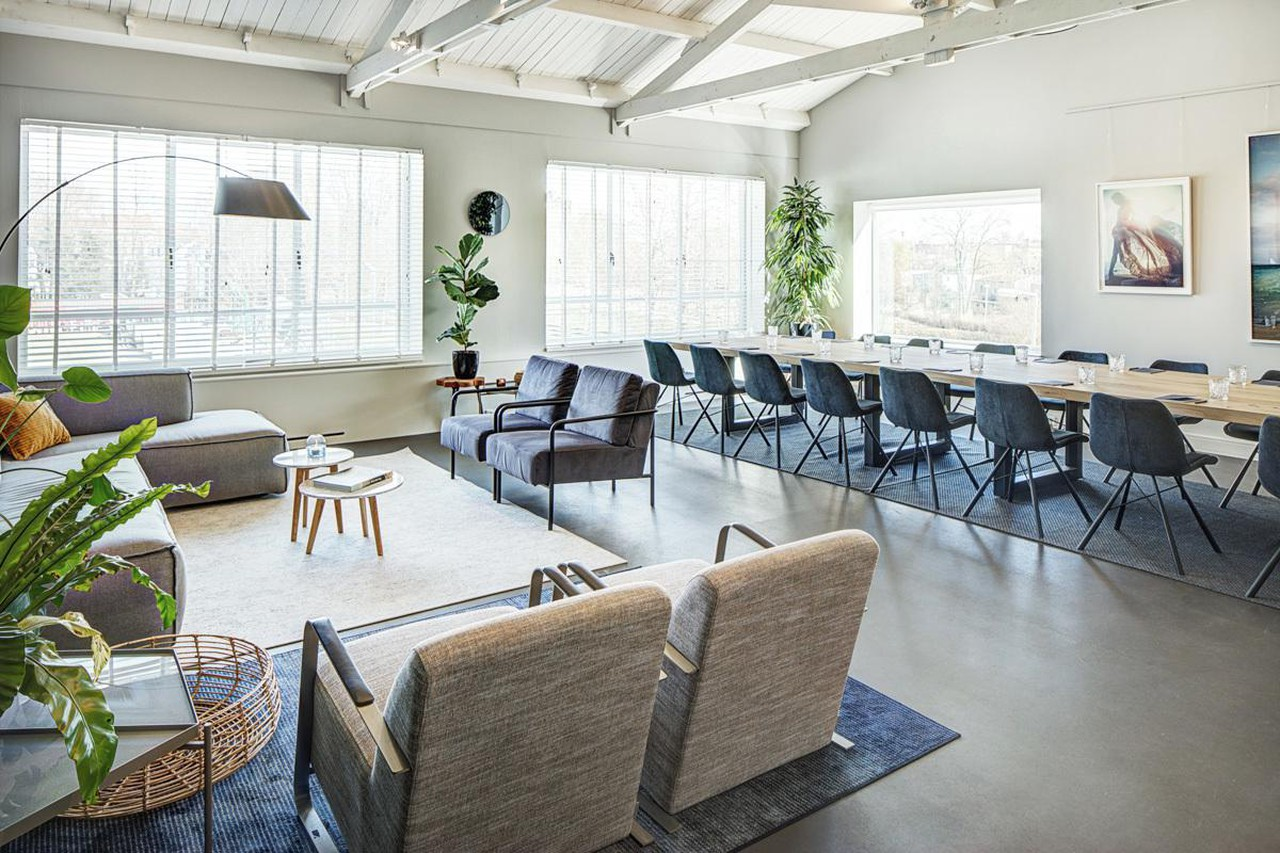 Amsterdam conference rooms Meeting room The Lodge by Wicked Grounds image 0