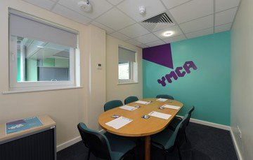Birmingham conference rooms Meetingraum YMCA - The Winfield Room image 1