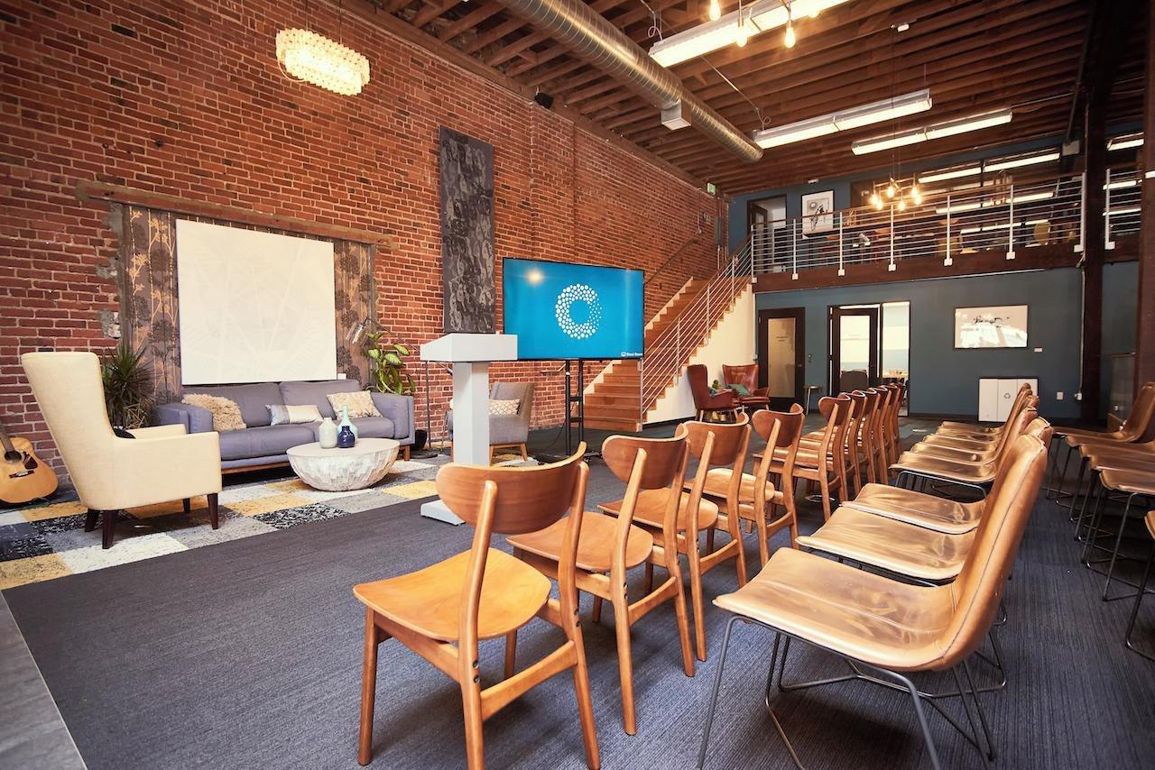 San Francisco corporate event venues Espace de Coworking Beau-Robert Metcalfe (CA) image 0