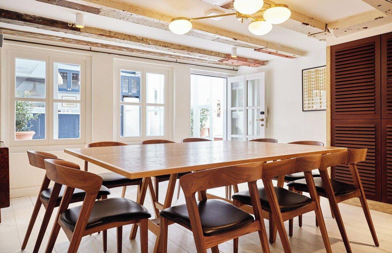 Amsterdam workshop spaces Salle de réunion The Hoxton, Amsterdam - Game room image 0