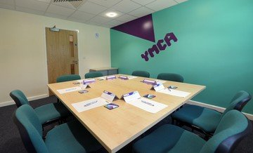 Birmingham conference rooms Salle de réunion YMCA   - Raine Room (CA) image 2