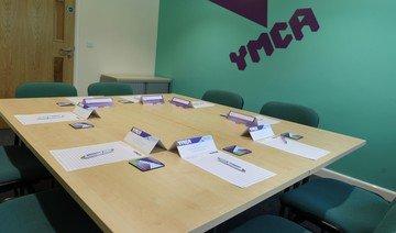 Birmingham conference rooms Salle de réunion YMCA   - Raine Room (CA) image 1