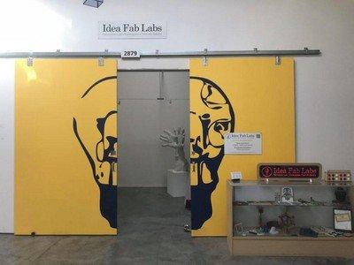 Santa Cruz  Lieu industriel Idea Fab Labs Santa Cruz image 4