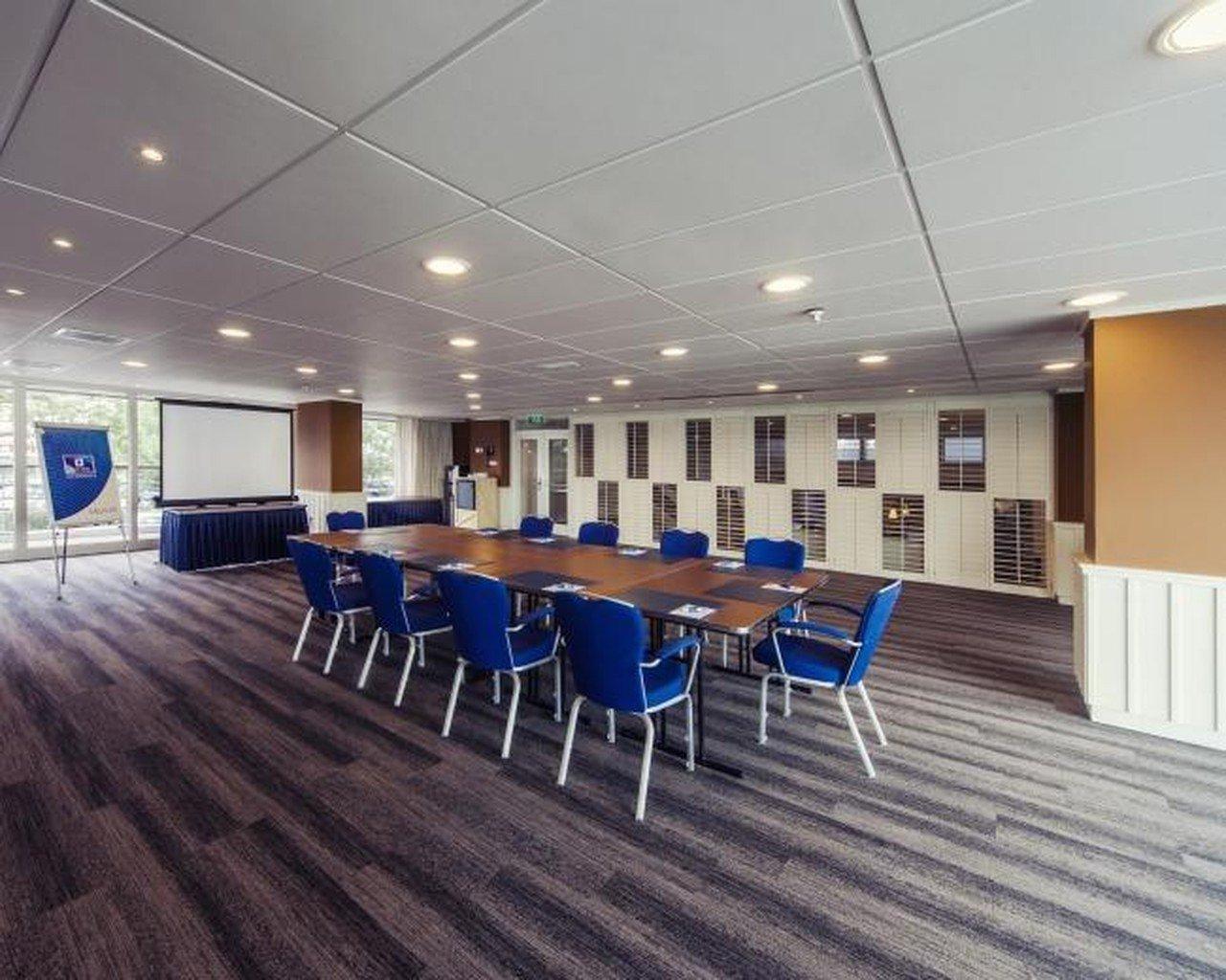 Rotterdam conference rooms Salle de réunion Delta Hotel - Aquarius image 1
