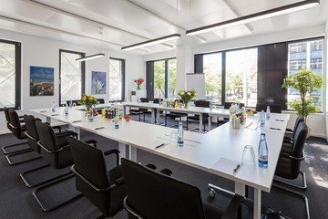Hamburg seminar rooms Salle de réunion ABC Business Center City - Konferenzraum New York image 0