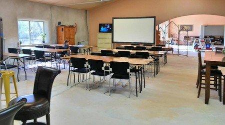 Austin conference rooms Salle de réunion Sententia Vera Cultural Hub - Big Workshop Space II image 0