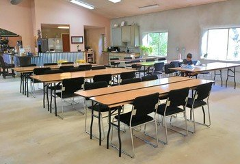 Austin conference rooms Salle de réunion Sententia Vera Cultural Hub - Big Workshop Space II image 1