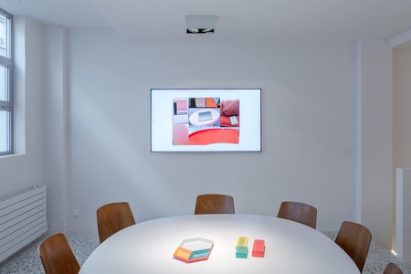 Paris  Salle de réunion Design Academy image 5