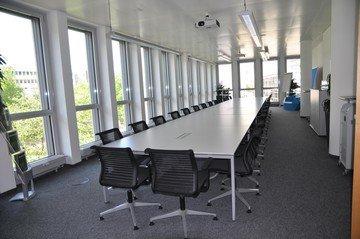 Munich  Salle de réunion Meeting Räume Creditreform München image 2