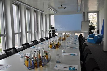 Munich  Salle de réunion Meeting Räume Creditreform München image 0