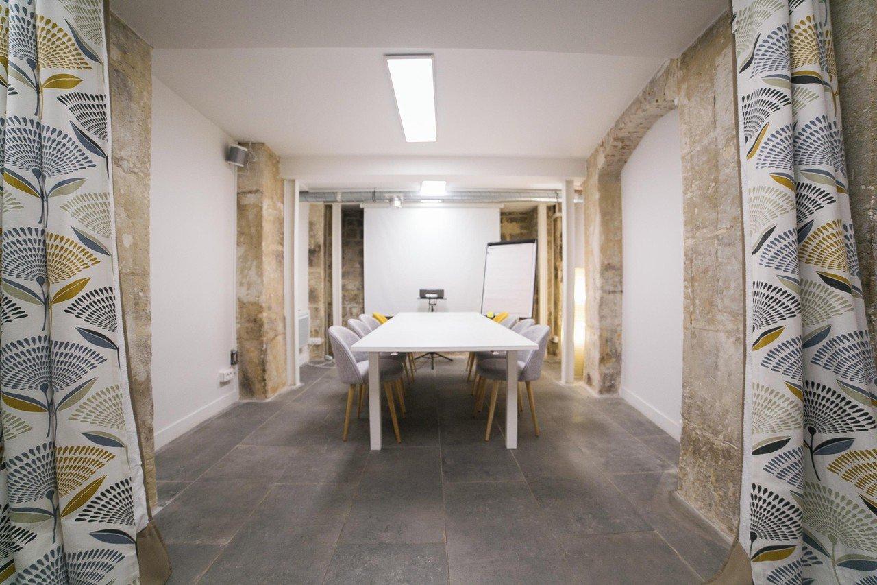 Paris  Espace de Coworking Meeting room image 2