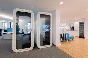 Munich workshop spaces Espace de Coworking Hochwertiger und funktionaler Meetingraum bei WorkRepublic image 2