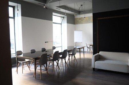 Vienna  Salle de réunion Creative & bright workshop room within a stylish Viennese Café image 0