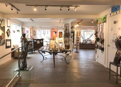 Austin workshop spaces Galerie d'art Art For The People image 1