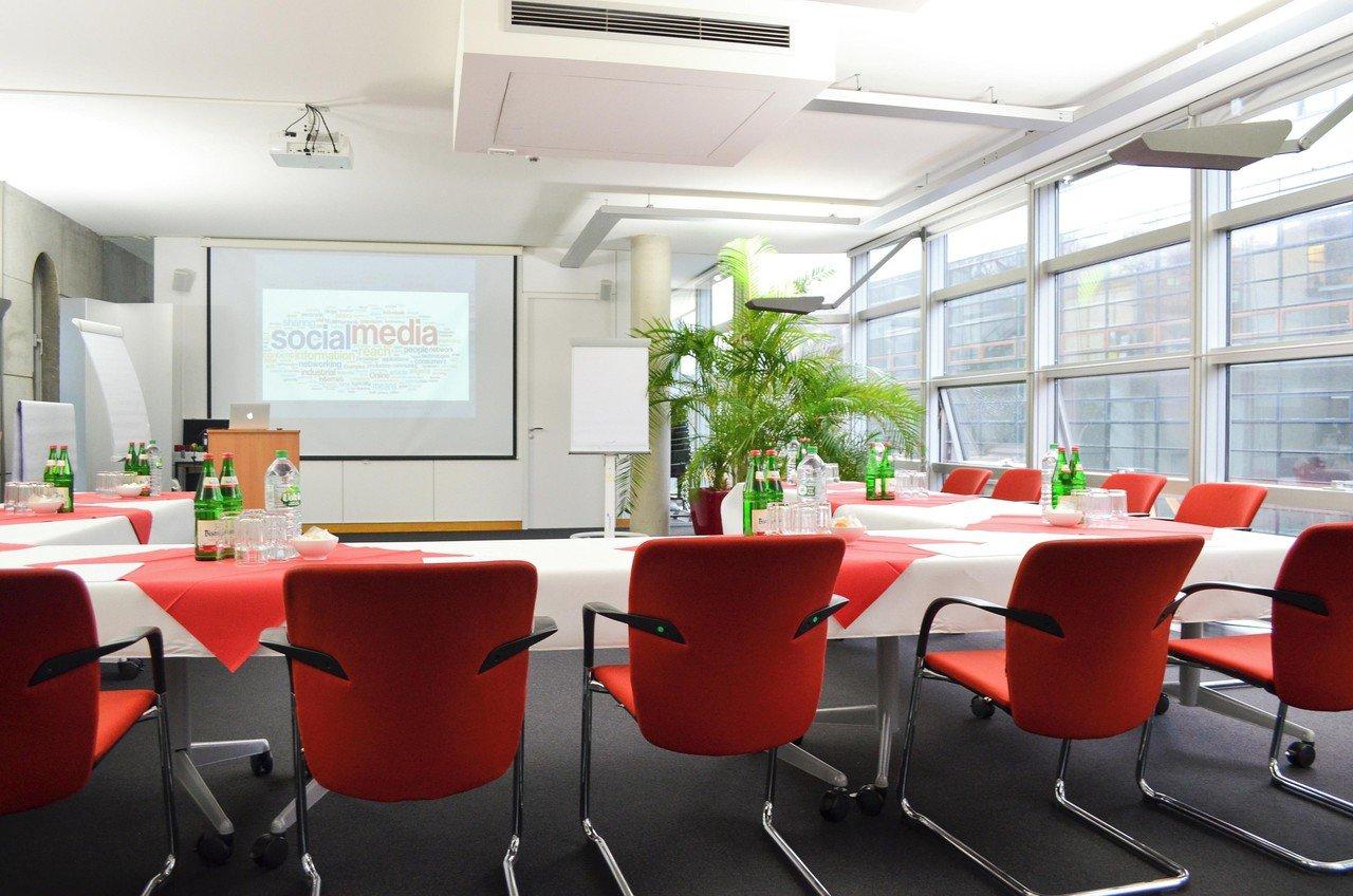 Hamburg training rooms Meeting room Loft image 0