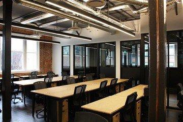 San Francisco workshop spaces Espace de Coworking Werqwise - Meeting Room image 0