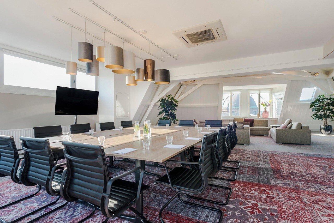 Amsterdam workshop spaces Meeting room CG Venues - The loft image 2