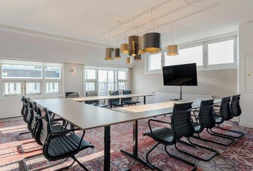 Amsterdam workshop spaces Meeting room CG Venues - The loft image 1