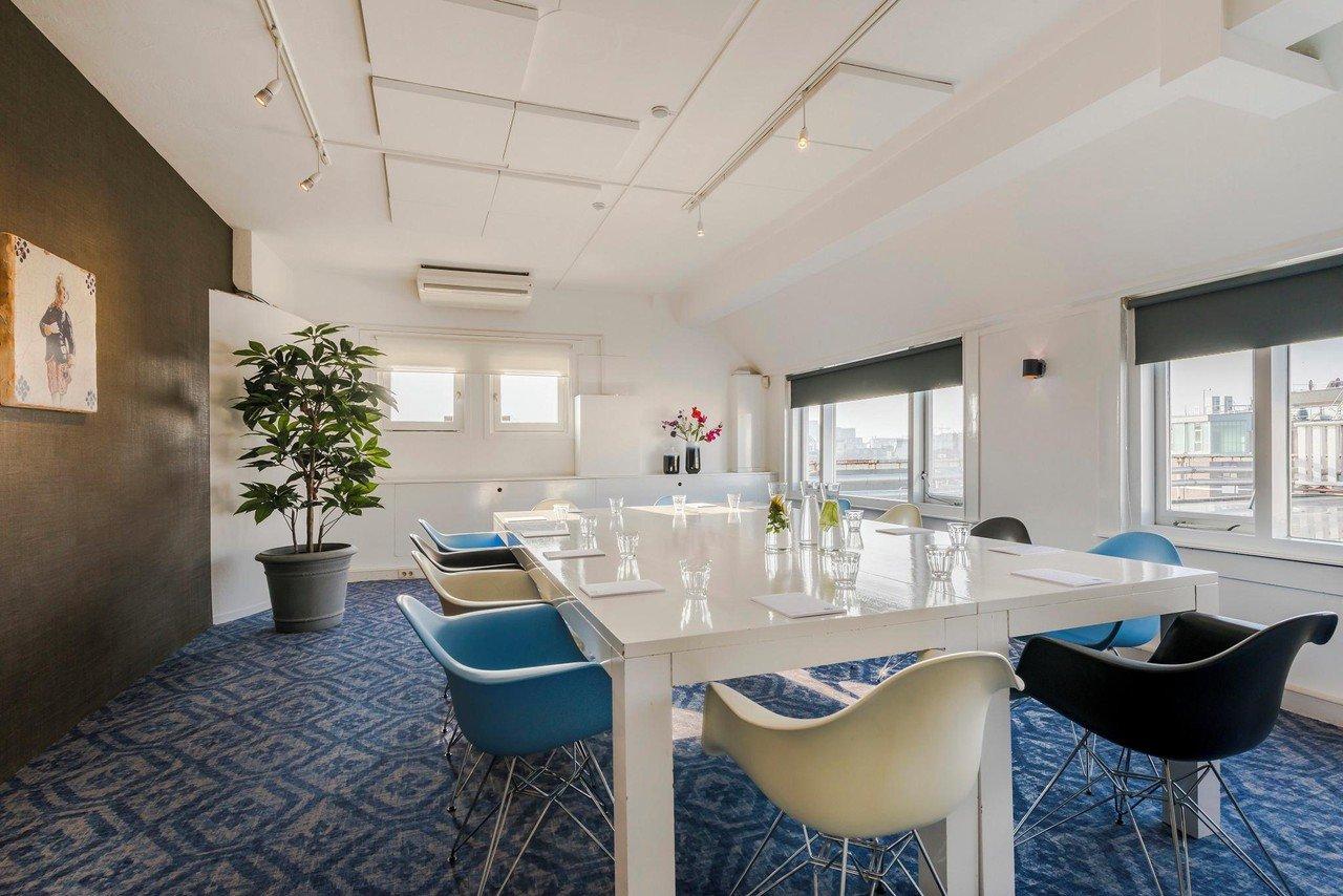 Amsterdam workshop spaces Meeting room CG Venues - Vermeerkamer image 0