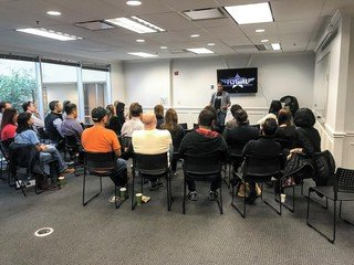 Austin  Meeting room Americano Training Room image 0