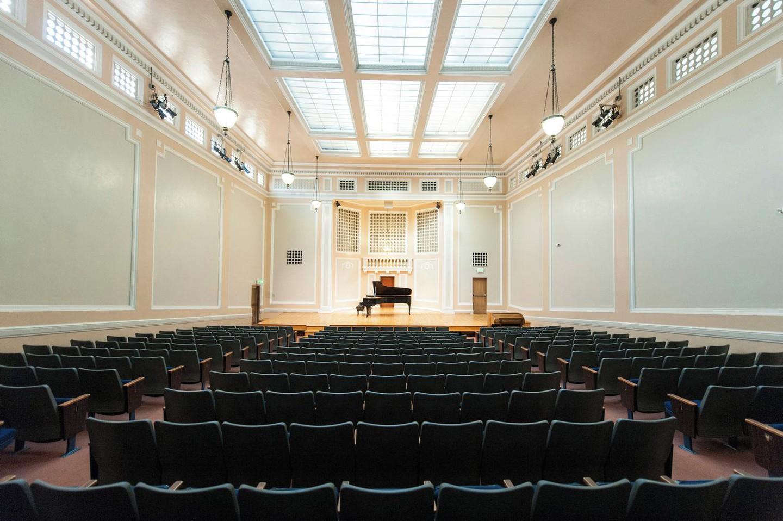 San Jose conference rooms Auditorium Trianon Theatre - Main Theatre image 1