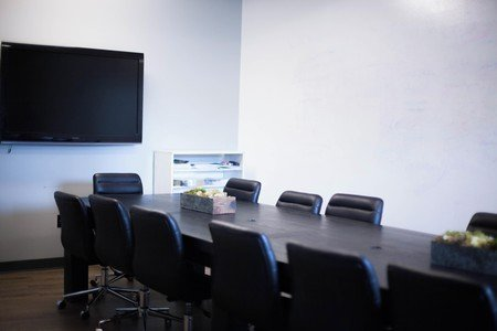 Austin conference rooms Salle de réunion Vessel Co-working - Cherrywood Conference Room image 0