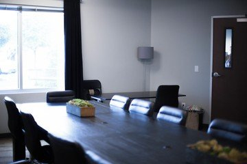Austin conference rooms Salle de réunion Vessel Co-working - Cherrywood Conference Room image 1