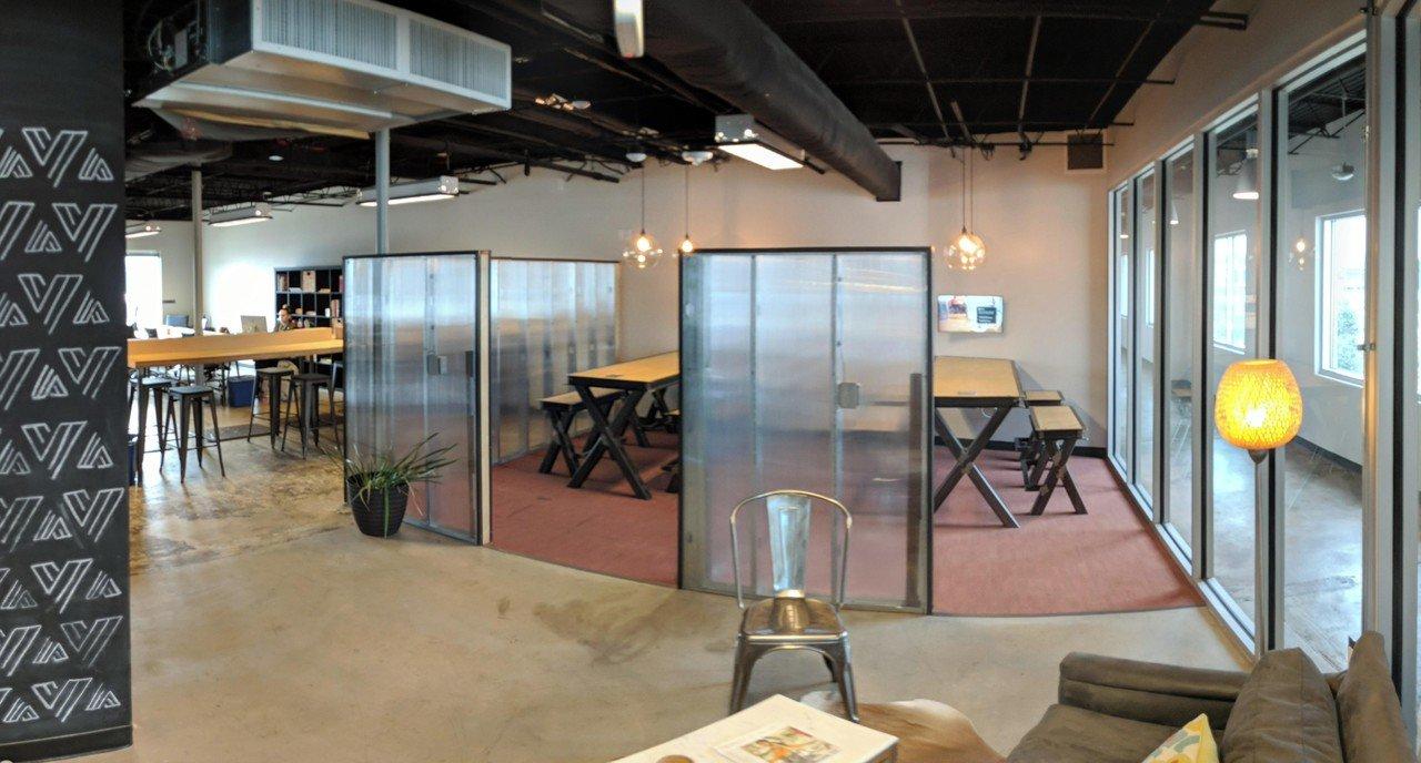 Austin conference rooms Salle de réunion Vessel Co-working - Group Work Area image 0