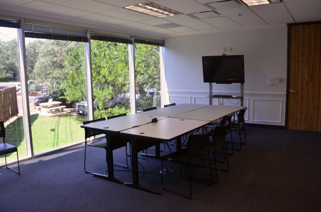 Austin training rooms Salle de réunion Duo Works - Espresso Training Room image 0